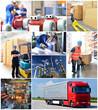 Collage Industrie und Gewerbe
