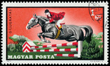 HUNGARY - CIRCA 1971: A stamp printed in Hungary shows Equestria