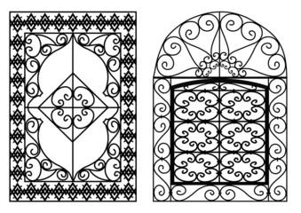 Fenêtres Amazighes Mixtes