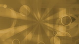 Yellow retro looping animated abstract background