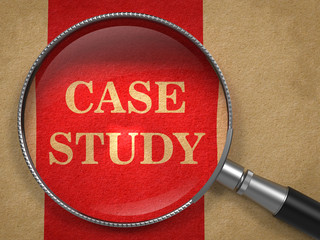 Case Study - Magnifying Glass Concept.