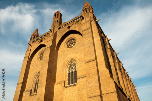 Church of Les Jacobins, Toulouse (France)