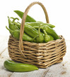 Fresh Green Peppers