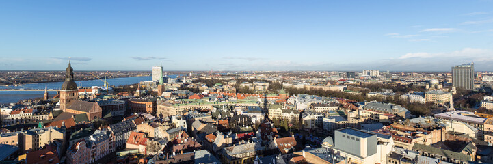 center of Riga
