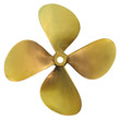 Speedboat propeller - 61972625