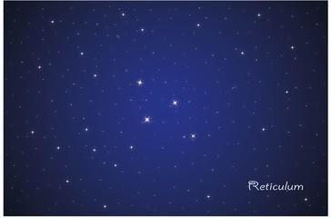 Constellation Reticulum