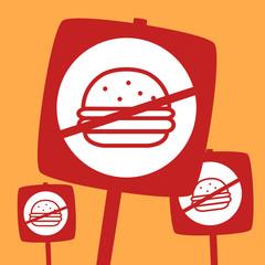 the ban burger.