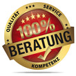 100% Beratung, Qualität, Service, Kompetenz