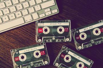 keyboard cassettes