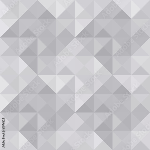 Gray triangle pattern7