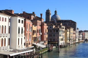 venezia canal grande città sull'acqua