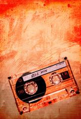 orange grunge 80s music
