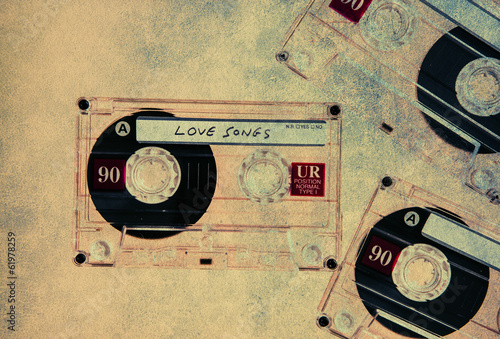 textured love tapes