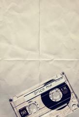 disco mix paper
