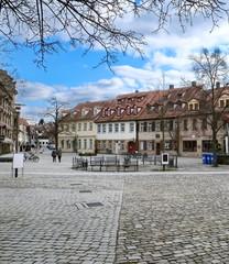 Altstädter Platz in Erlangen