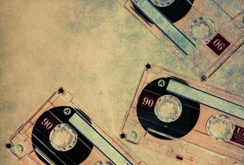 textured cassettes