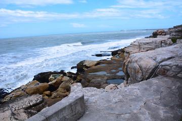 Mar Del Plata coast, Argentina