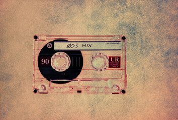 textured 80s music