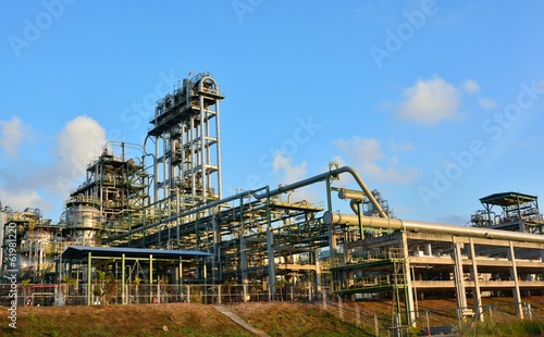petrochemical plant in Thailand