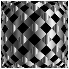 metal grid background