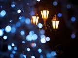 Decorative defocused  lights
