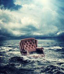 armchair ocean