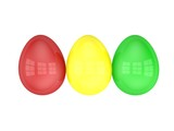 The concept of  traffic light of eggs