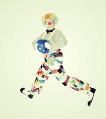Clown in Eile