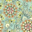 Obrazy na płótnie, fototapety, zdjęcia, fotoobrazy drukowane : floral ornament