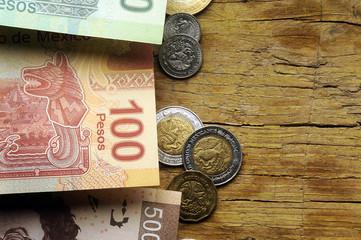 بيزو مكسيكي Mexikanischer Peso mexicano 墨西哥比索