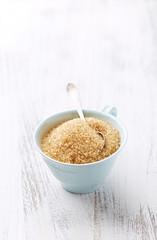 Brown Sugar in a Tea Cup