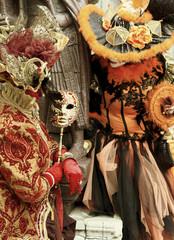 Maschere, Carnevale, Venezia