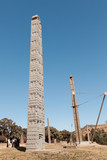 Stele at Axum in Ethiopia