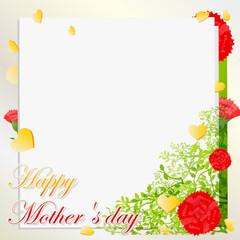 母の日 カード