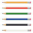 Vector Pencil Collection