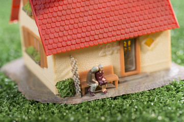 Immobilie als Altersvorsorge