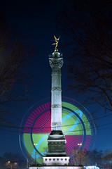 Paris,Bastille,Colonne,Place,Fête,Foraine