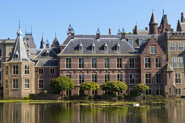 Dutch parliament in The Hague