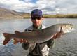 Taimen fishing Mongolia