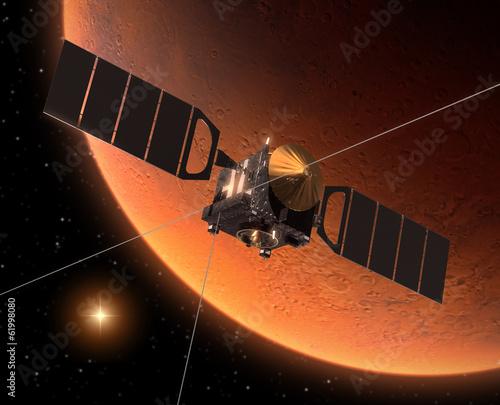 Papiers peints Spatial Spacecraft