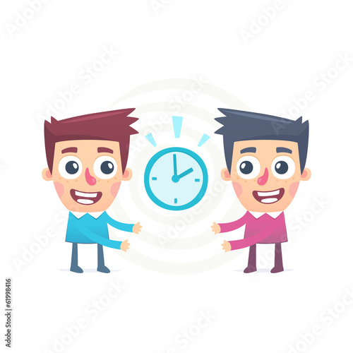 joint management of time
