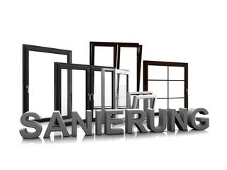 Fenster Sanierung