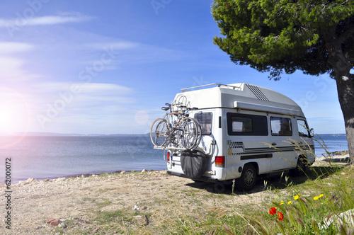 Wohnmobil am Meer - 62000072