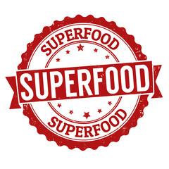 Superfood stamp