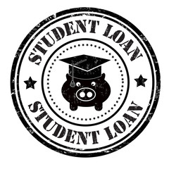 Student loan stamp