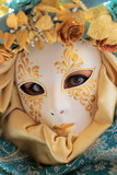 Female mask at Carnival of Venice