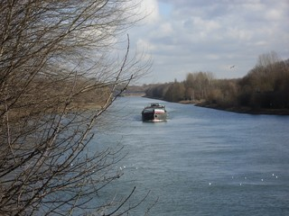 Transport auf dem Wasser
