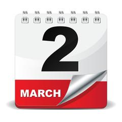 2 MARCH ICON