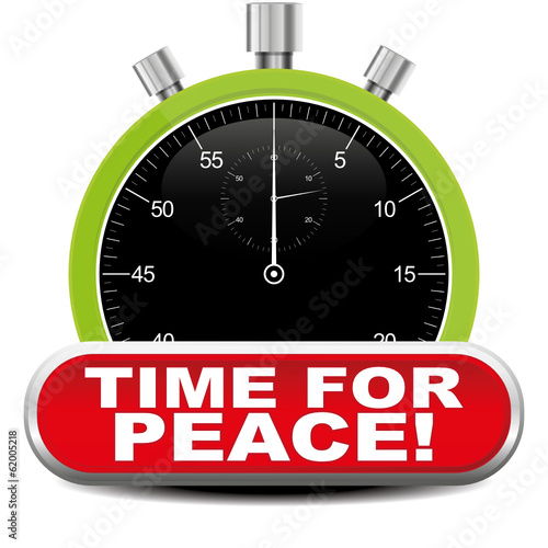 TIME FOR PEACE! ICON