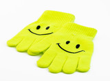 Smiley Winter Gloves